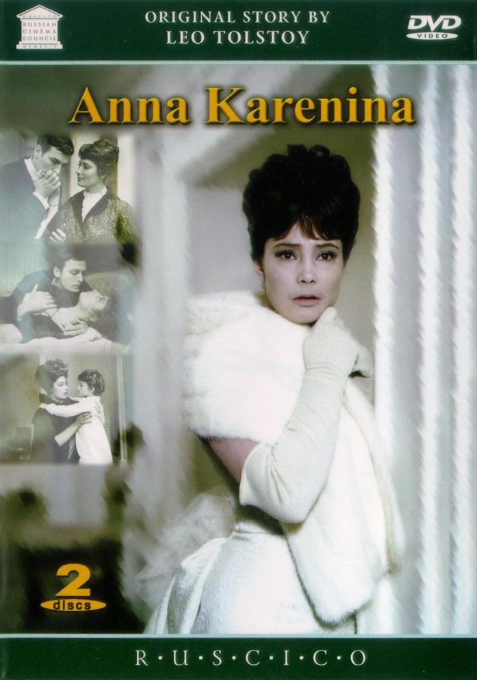 Anna Karenina com Tatyana Samoylova