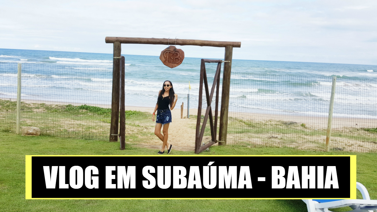Tree Bíes Resort em Subaúma - Bahia