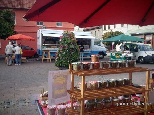 Grüner Markt Aschersleben