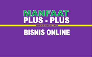 Keunggulan bisnis online