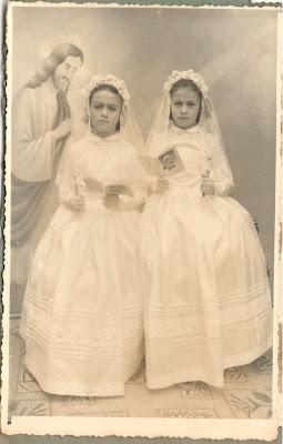 Minhas primas Marcia e Mariza Massucati