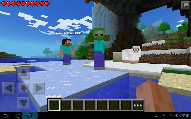 Minecraft Pocket Edition Full Apk İndir