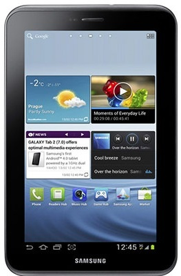 Samsung Galaxy Tab 2 7.0 receives Android 4.1 Jelly Bean software update in the U.S.