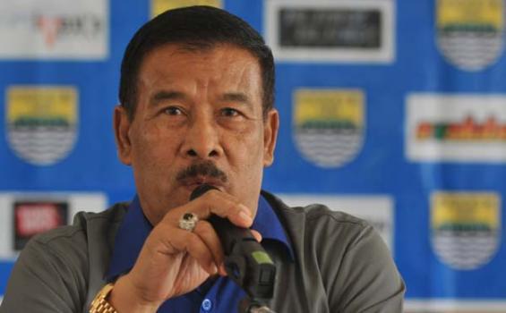 Edy Gagal Pimpin PSSI, Manajer Persib Suarakan KLB