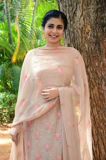 leona lishoy at edureetha teaser launch 2