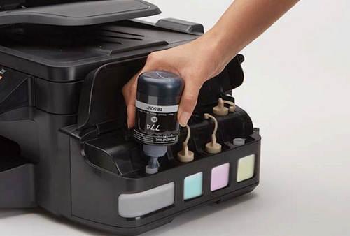 Cara Mengisi Tinta Printer dengan Benar