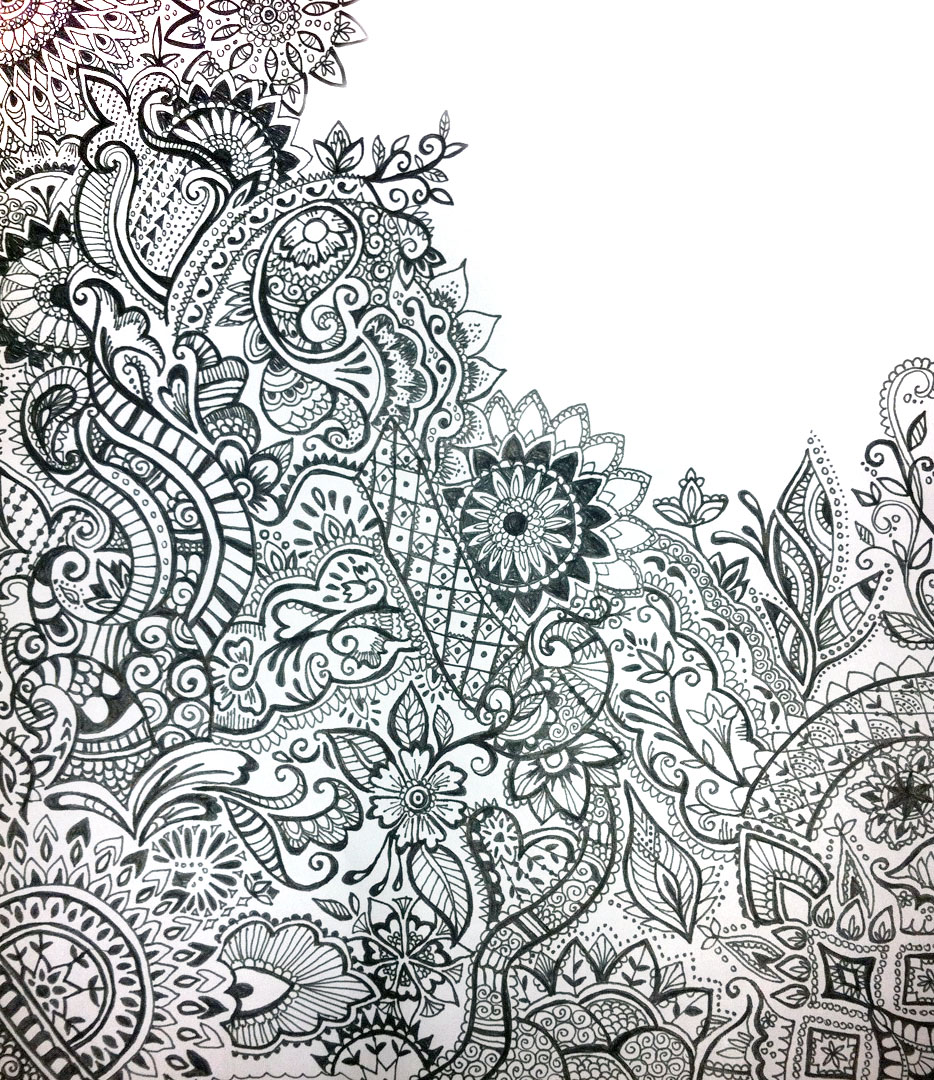 Henna Drawings: Kwok's Kreations: Doodle Of The Day: Mehndi Inspirations