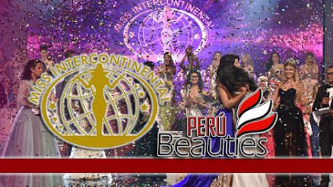 Miss Intercontinental | La Historia y participaciones peruanas