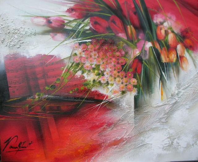 Французский художник. Raymond Poulet 15