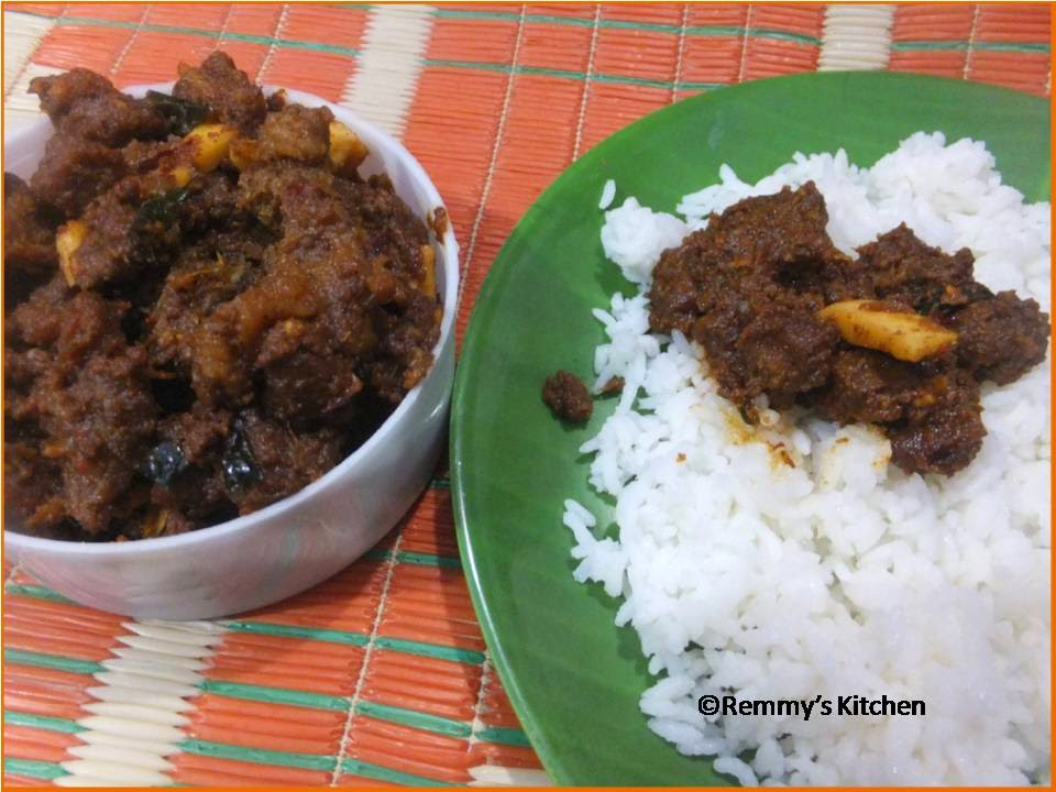 Beef fry kallushap style/Beef fry Kerala toddy shop style