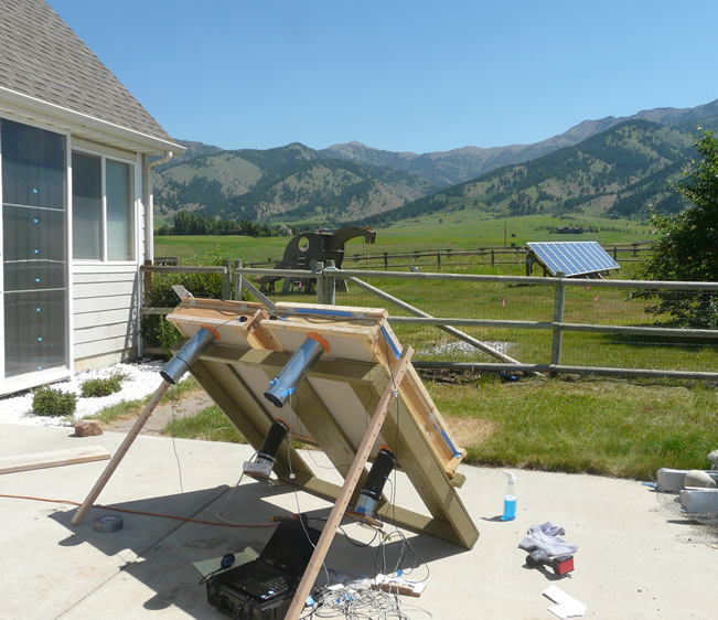Build It Solar Blog Diy Solar Air Heating Collectors Pop