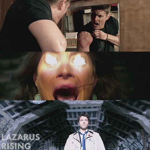 Supernatural 4x01 - Lazarus Rising