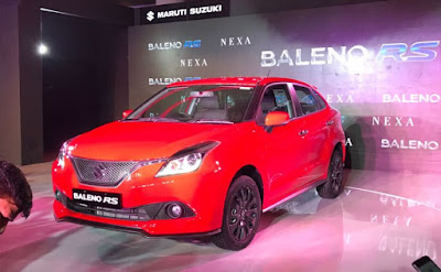 Maruti Suzuki Baleno Road Sport version