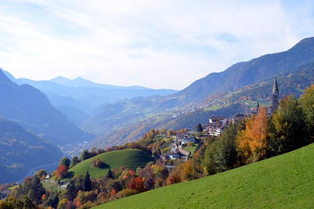 escursioni trekking chiusa valle isarco