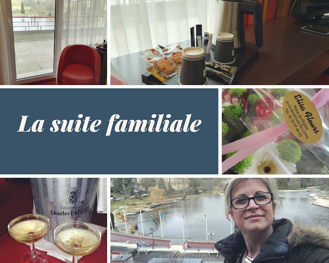 Suite familiale bagnoles