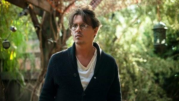 """Johnny Depp  en """"Trasncendence"""""""