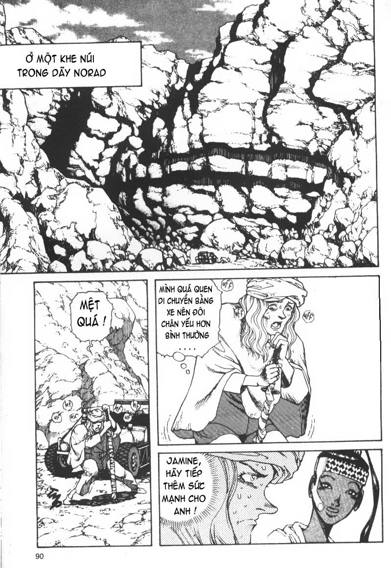 Battle Angel Alita chapter 44 trang 41