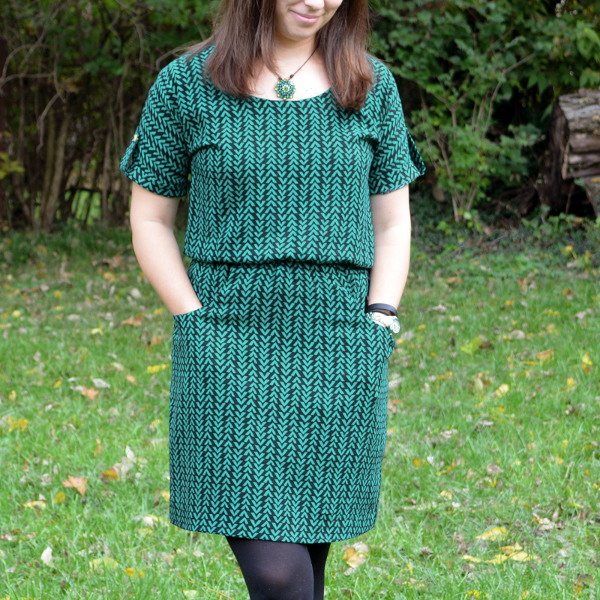 cozy birdhouse | bettine dress