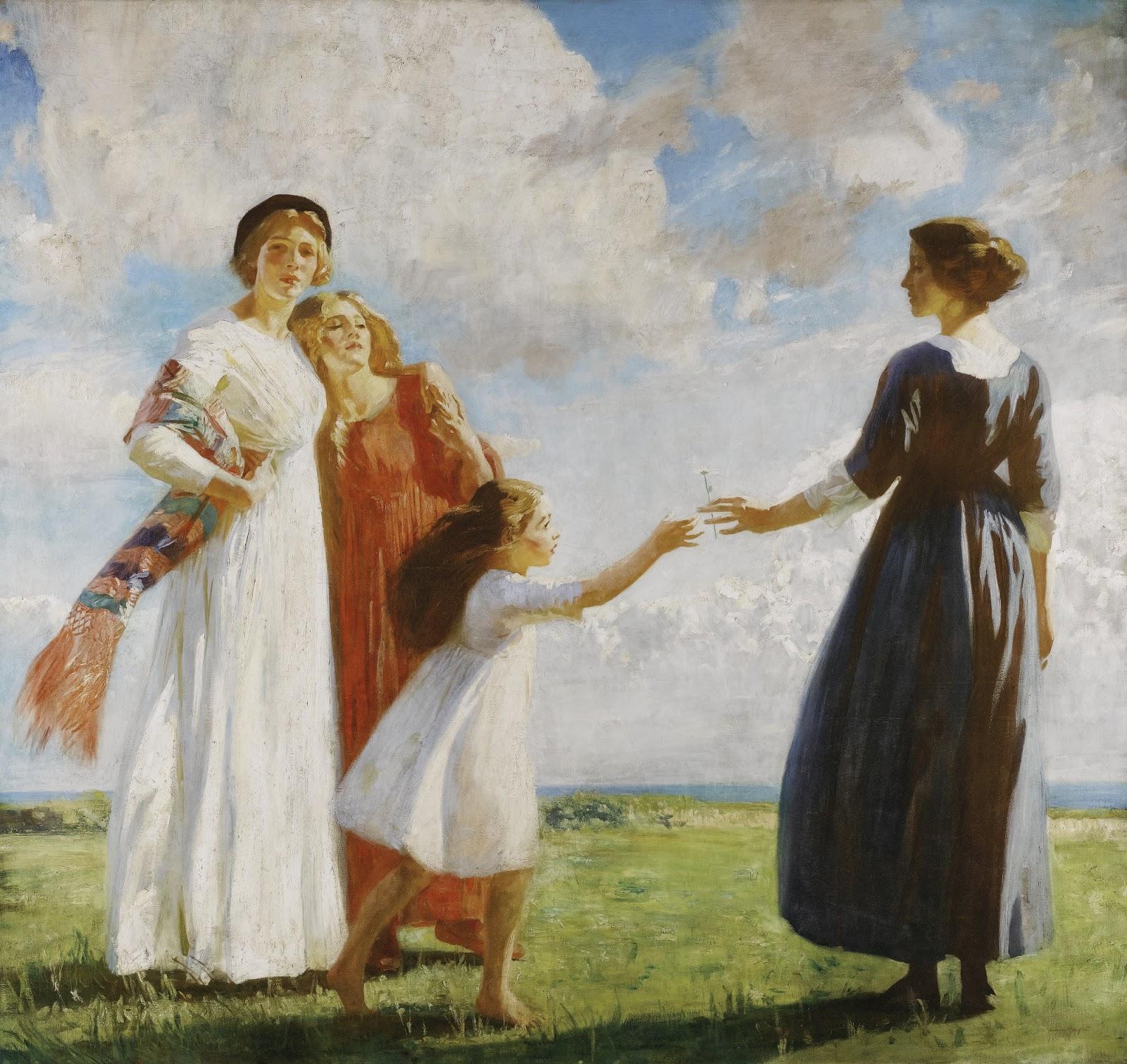 Laura Knight  (1877 – 1970)