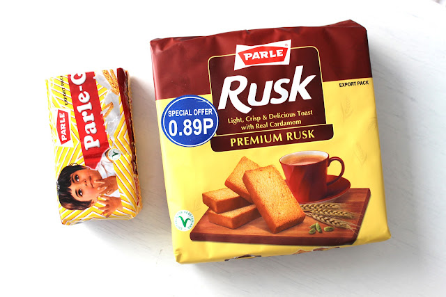 parle, rusk