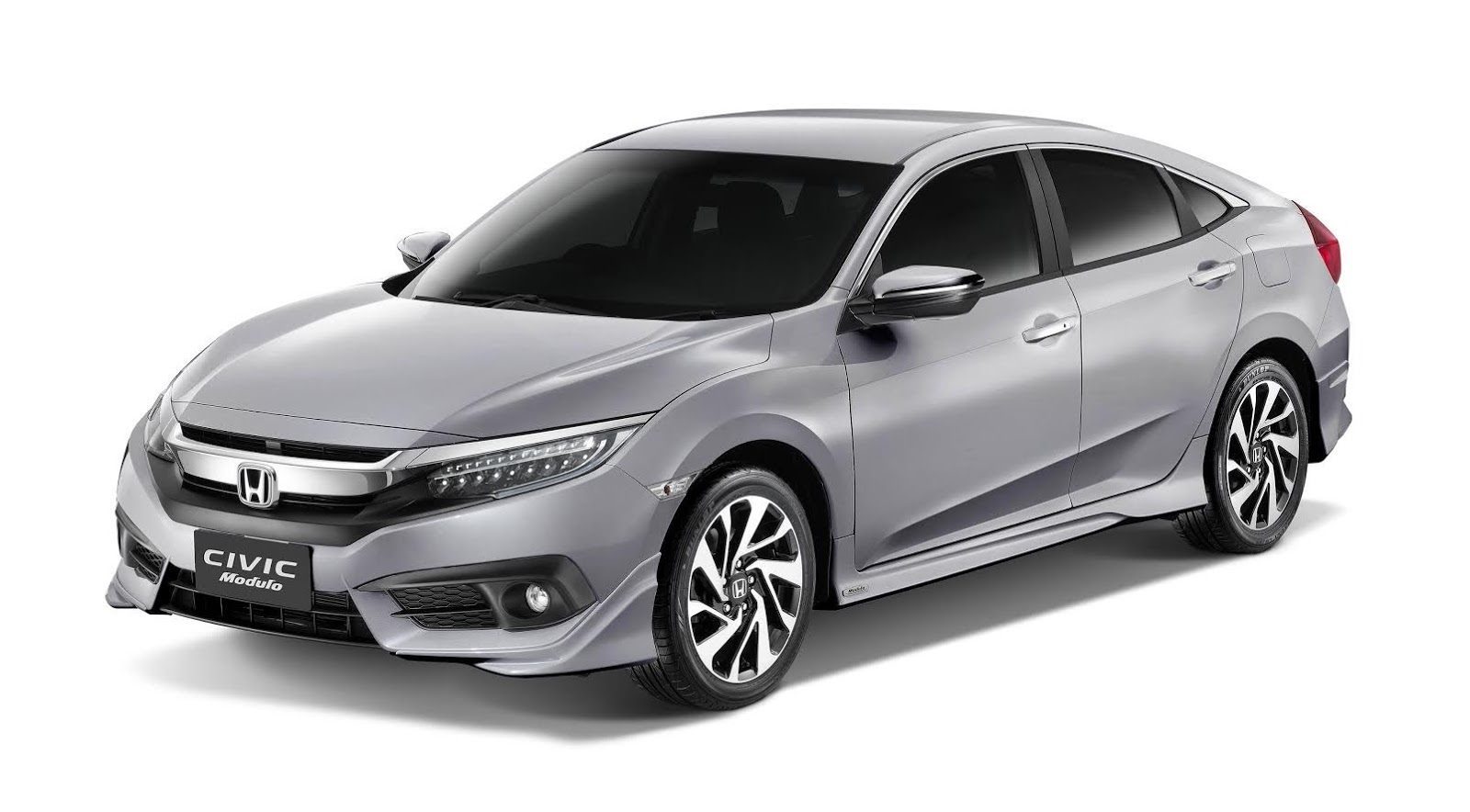 Honda launches stylish civic rs turbo modulo in the for Honda civic com