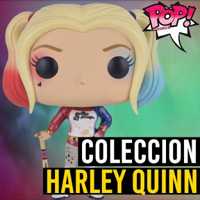 Lista de figuras funko pop de Funko POP Harley Quinn