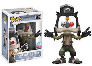 Pop! Disney: Kingdom Hearts – Halloween Goofy
