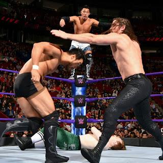 WWE 205 Live 01.05.2018