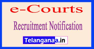 Prl District Session Court Rangareddy e- Courts Recruitment Notification 2017