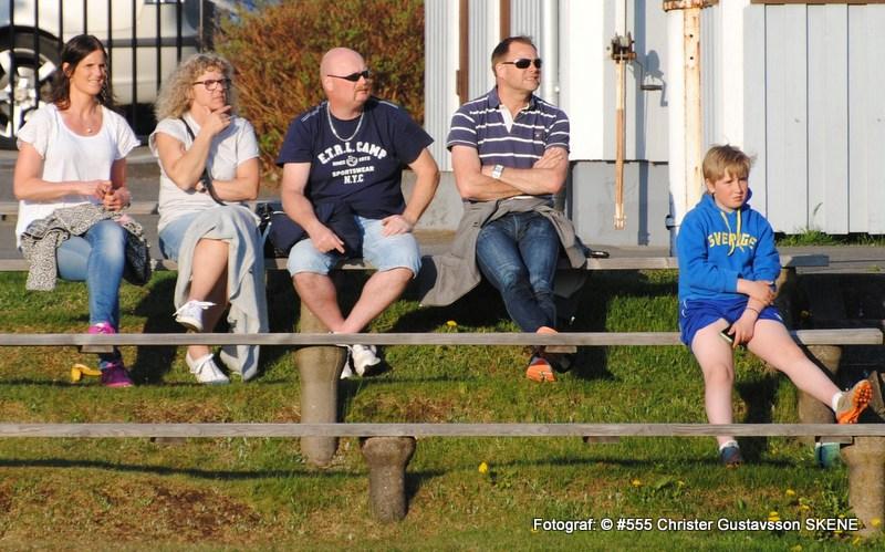 Chef-tränare Patrik Johansson drog igång träningen för övriga  A-Lags-spelare Kl.17 30 och anlände sedan vid matchstart på Svansjövallen  för att biträda ... dd9d70c193f23