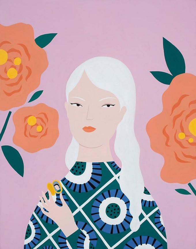 Featured Artist: Ayumi Takahashi | Jackie O My