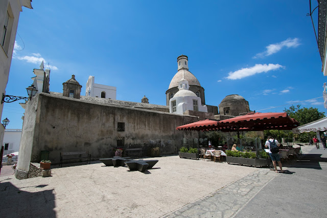 Chiesa di santa Sofia-Anacapri-Capri