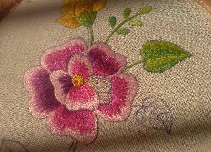 Flora's Colors: September 2009