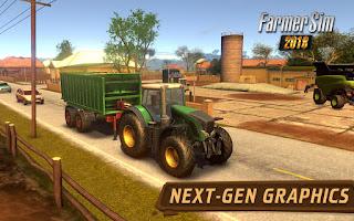 Farmer Sim 2018 v1.0.1 Mod