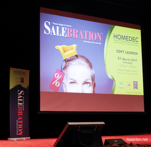 HOMEDEC SALEBRATION Soft Launch