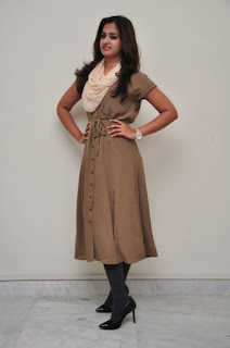 Actress Nanditha Raj Latest Stills at Savitri Movie Interview 0110