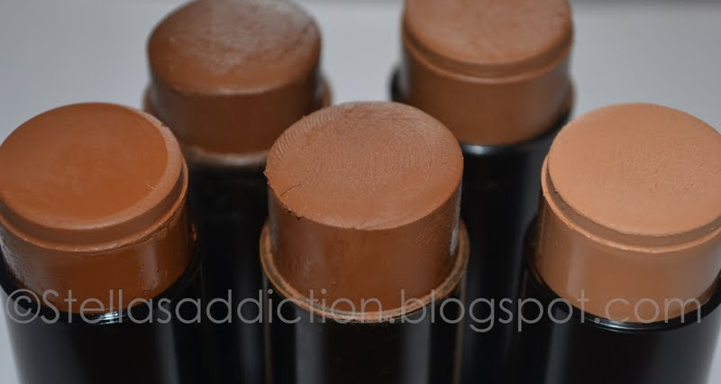Black Opal Makeup Color Chart Makeup Nuovogennarino