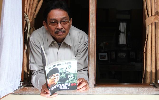 Ilham Aidit Sebut Isu PKI untuk Jatuhkan Jokowi di Pilpres 2019