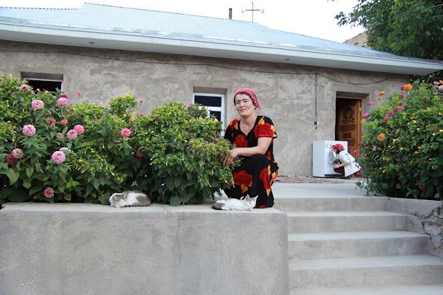 Ouzbékistan, Sentyab, © L. Gigout, 2012