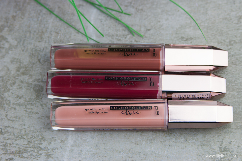Go With The Flow Matte Lip Cream