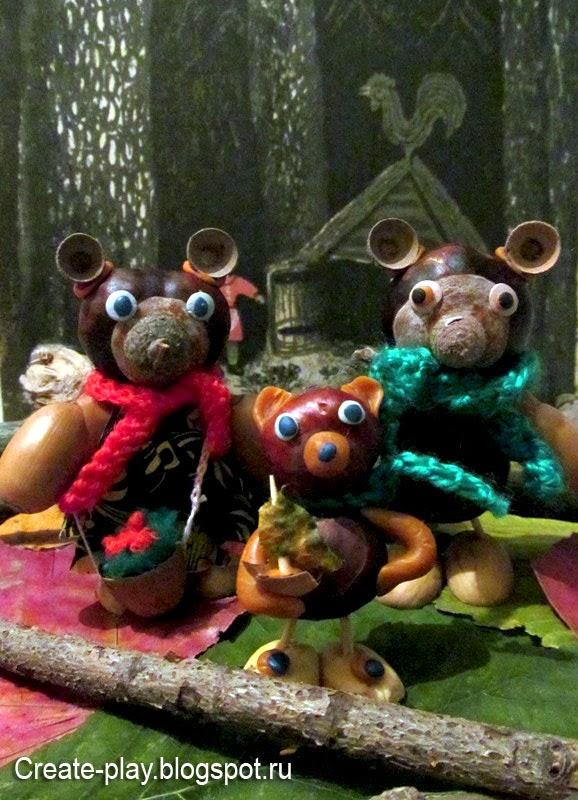Три медведя Васнецов