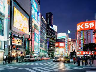 Tokyo Jepang