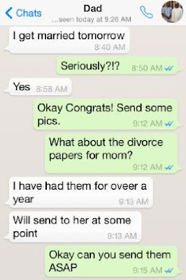 Lib Reader Says Her Husband Remarried Without Properly Divorcing