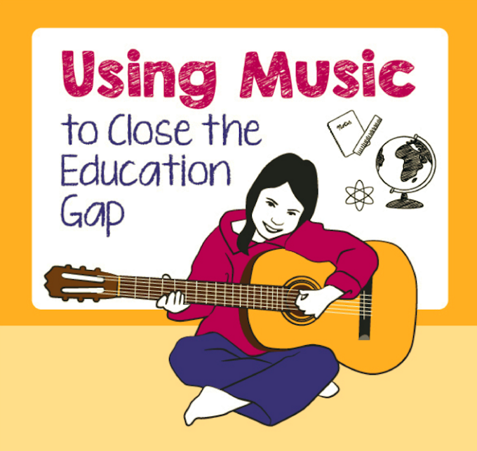 Using Music to Close the Education Gap
