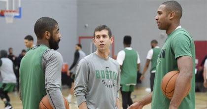 Odds for where Irving, Horford will play next season already out
