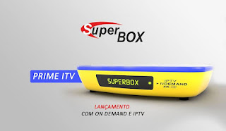 Resultado de imagem para SUPERBOX PRIME  ITV