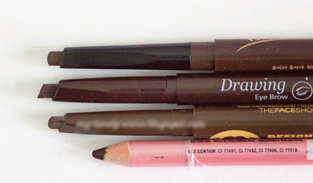 Jenis Pensil Alis sari ayu Cara Memakainya Untuk Wajah Bulat