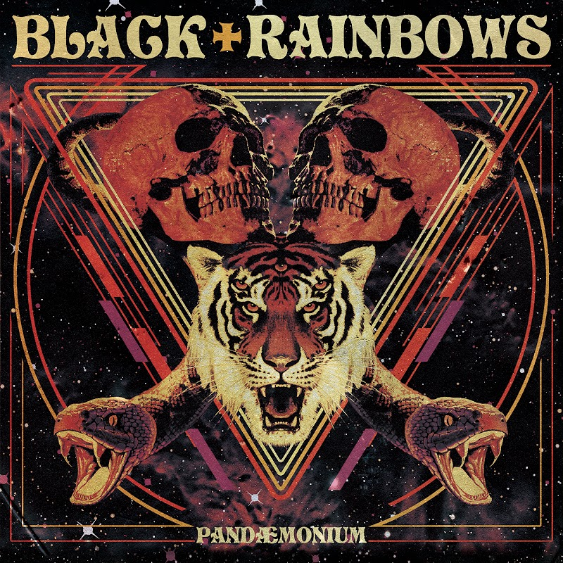 Black Rainbows - Pandaemonium | Review