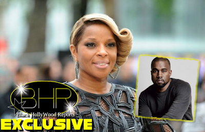 Mary J. Blige Has Announced Her And Kanye West Will Be Teaming Up For New Music