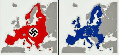 Landkarte Europa - Wer ist der größte Diktator lustig